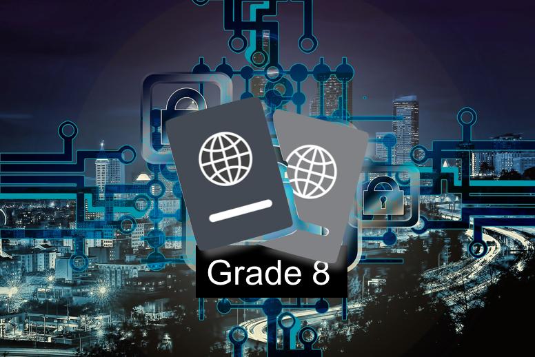 Digital Citizenship - Grade 8 v2